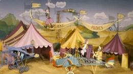 Delta Dreamflight- Extinct Disney World