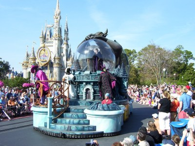 Share A Dream Come True Parade– Extinct Disney World