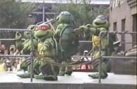 Teenage Mutant Ninja Turtles– Extinct Disney World Show