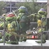Teenage Mutant Ninja Turtles – Extinct Disney World