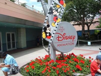 The Magic of Disney Animation | Extinct Disney World Attractions