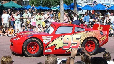 Disney Stars and Motor Cars Parade – Extinct Disney World