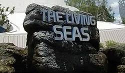 the living seas epcot disney world