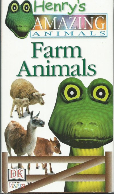 Henry's Amazing Animals(Playhouse Disney Show)