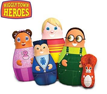 Higglytown Heroes(Playhouse Disney Show)
