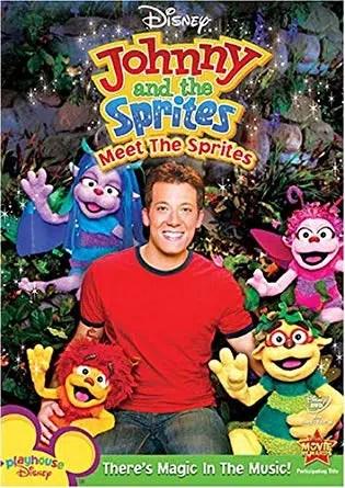 Johnny and the Sprites(Playhouse Disney Show)