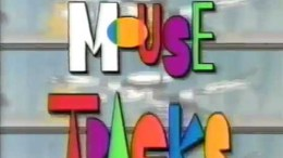 Mickey's Mouse Tracks(Playhouse Disney Show)