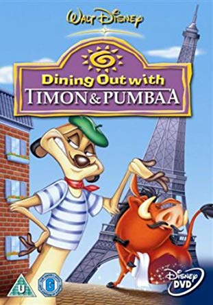 Timon & Pumbaa (Disney Afternoon Show)