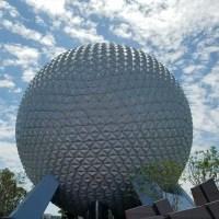 Popcorn in Canada (Disney World)