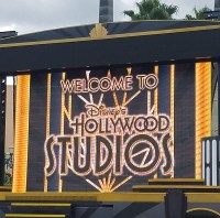 Hollywood! Hollywood! A Star-Studded Spectacular - Extinct Disney World