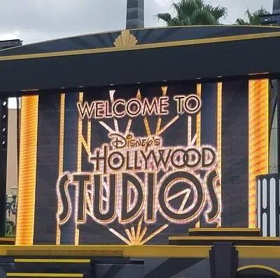Hollywood! Hollywood! A Star-Studded Spectacular– Extinct Disney World