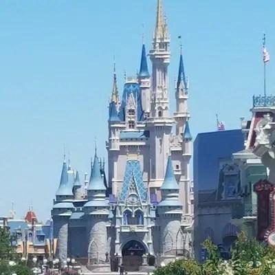 Character Parade– Extinct Disney World