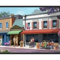 La Creperie de Paris (Disney World Restaurant)