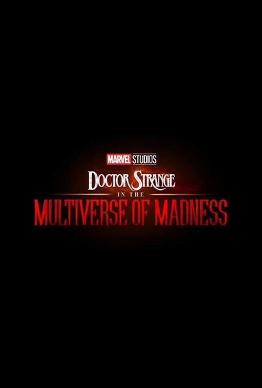 Doctor Strange in the Multiverse of Madness   Marvel Movie
