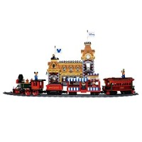 LEGO Disney Train and Train Station Playset