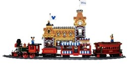 lego Disney Train and Station Playset