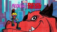 Marvel's Moon Girl and Devil Dinosaur (Disney Channel)