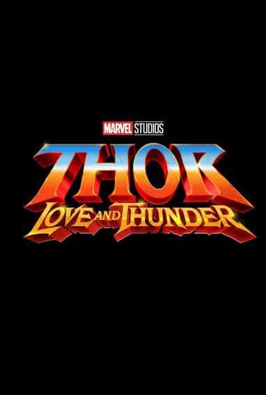 Thor Love and Thunder   Marvel Movie