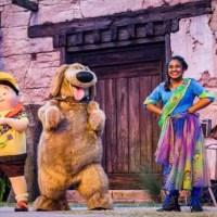 UP! A Great Bird Adventure (Disney World Show)