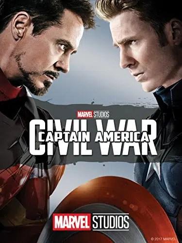 Captain America Civil War   Marvel Movie