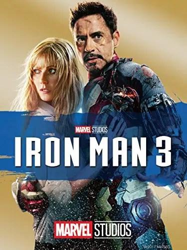 Iron Man 3   Marvel Movie