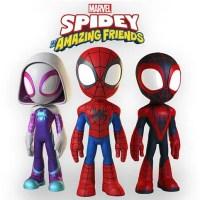 Marvel's Spidey and His Amazing Friends (Disney Junior Show)