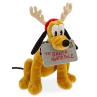 Pluto Christmas 2019 Plush   Disney Christmas