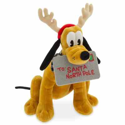 Pluto Christmas 2019 Plush | Disney Christmas