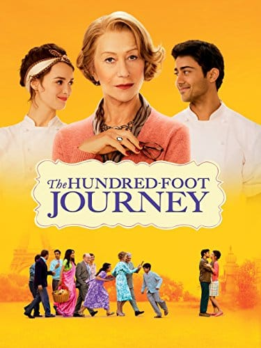 The Hundred-Foot Journey (Touchstone Movie)
