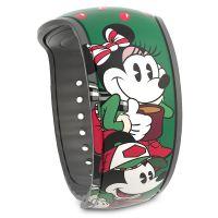 Mickey and Minnie Mouse Holiday MagicBand 2 | Disney Christmas