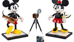 LEGO Mickey Mouse & Minnie Mouse Buildable Characters