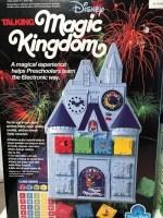 Disney Talking Magic Kingdom Toy - 1988