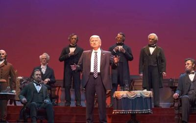 Will Trump remain in the hall of Presidents if he is impeached