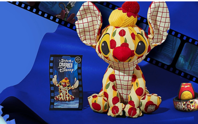 Preview Stitch Crashes Disney February, Lady and the Tramp