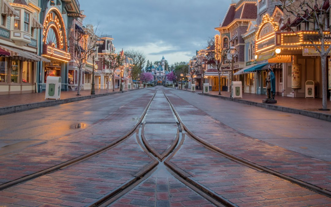 Main Street U.S.A Rumored to open for Dining and shopping.