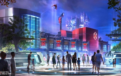 Avengers Campus is opening on June 4th at Disney's California Adventure