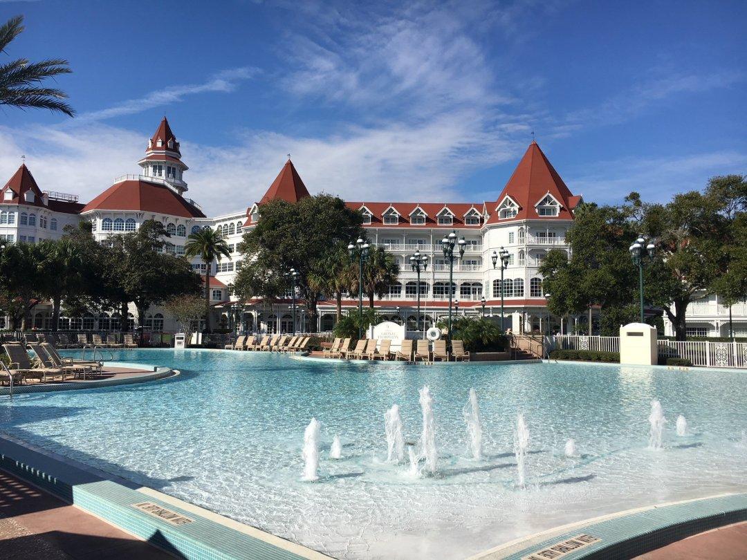 walt disney world grand floridian deluxe resort