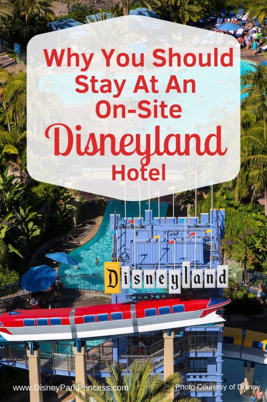 The on-site hotels of the Disneyland Resort are incredible! Click to learn why we think they are worth any additional cost! #disneyland #disneylandhotels #disneylandonsitehotels #disneylandhotel #grandcalifornian #paradisepier