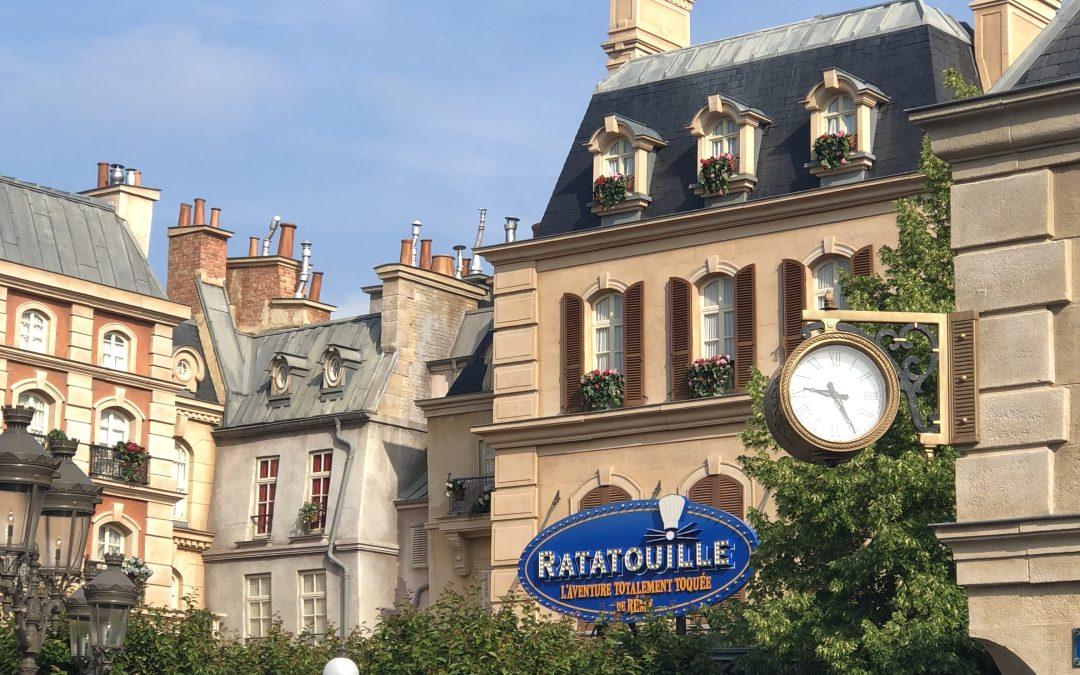 Our Top 5 Favorite Things That Can Only Be Found at Disneyland Paris