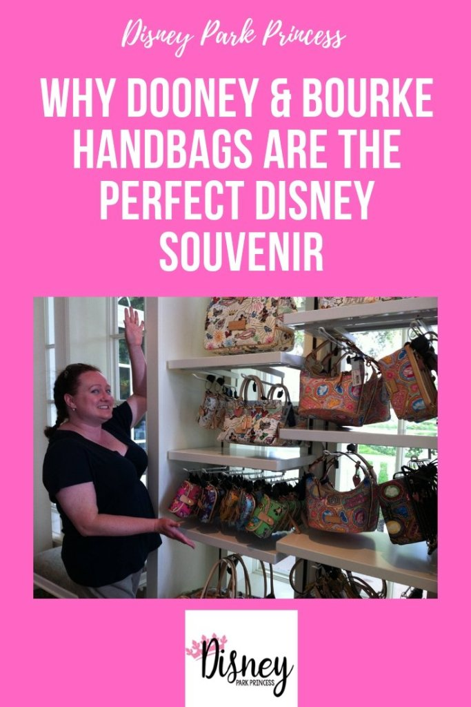 disney dooney bourke bag souvenir pinterest