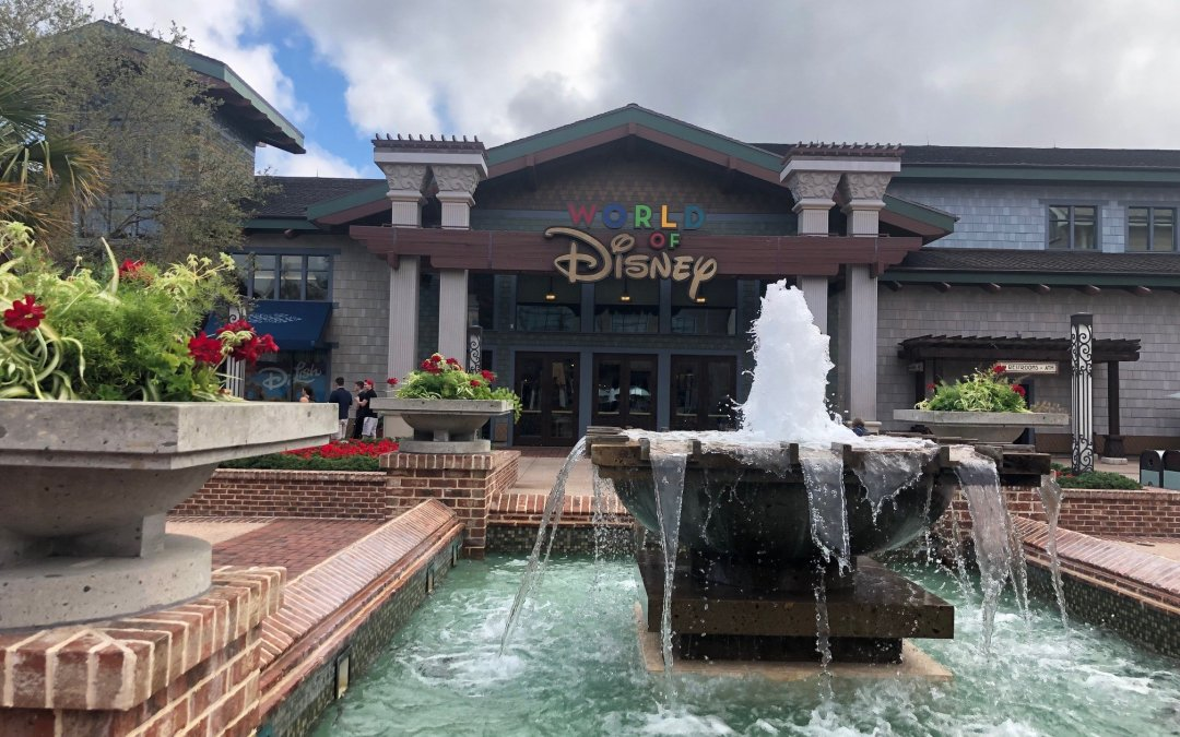 Disney Springs – Walt Disney World's Fifth Theme Park