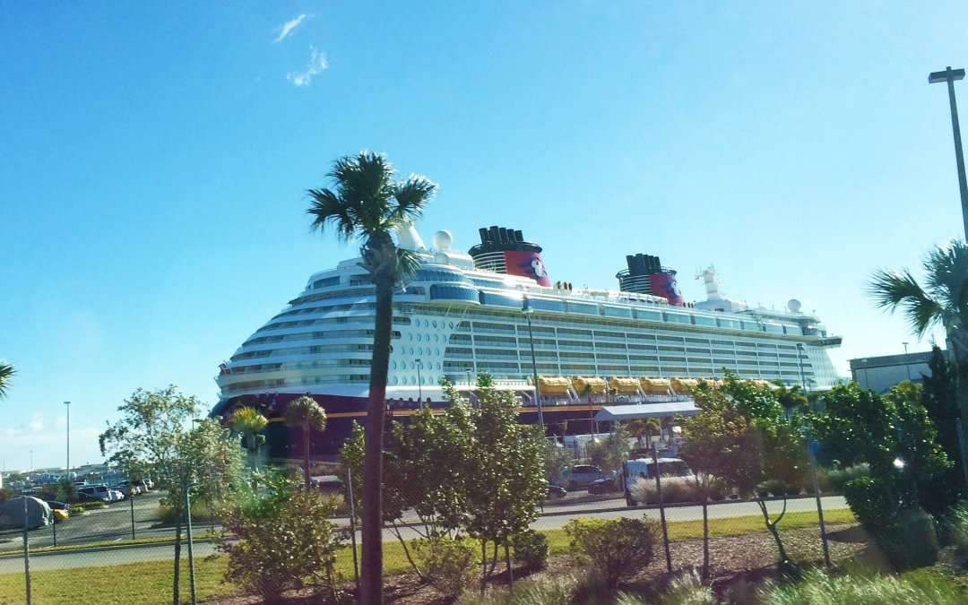 Fitness Centers on Disney Cruise Line