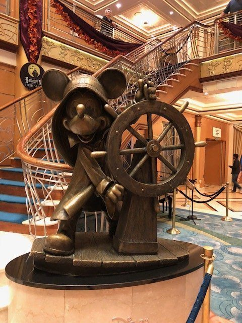 disney cruise line magic mickey mouse