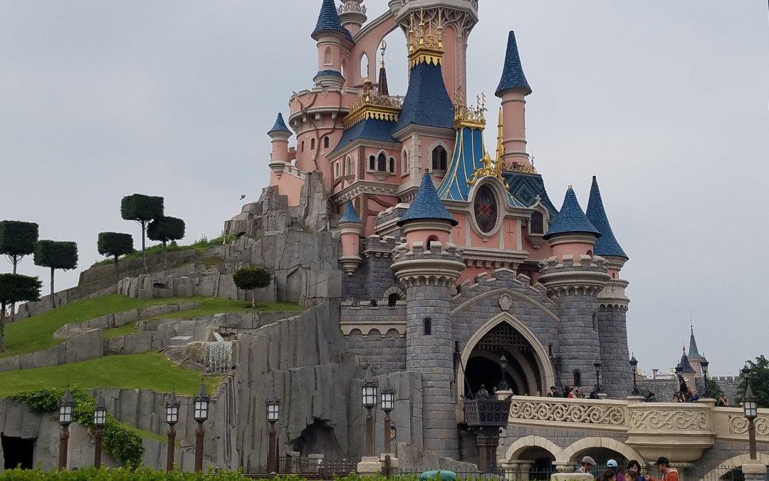 Episode 59- Disneyland Paris