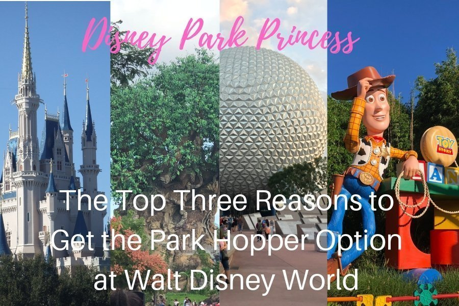 The Top Three Reasons to Get the Park Hopper Option at Walt Disney World
