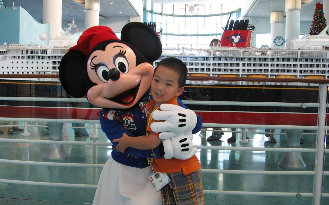 Top 5 Reasons A Disney Cruise Is The Perfect Family Vacation
