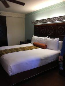 Walt Disney World Coronado Springs Resort Room