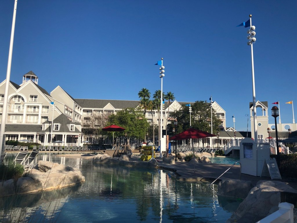 walt disney world beach club stormalong bay