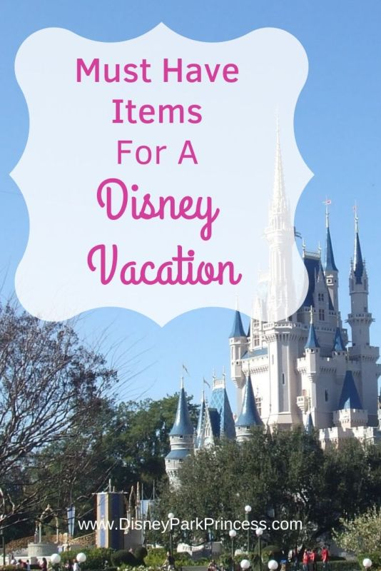 Must Have Items from Amazon for your Disney vacation! See what we make sure to pack for our Disney trips and where to find them. #wdw #disneyworld #musthave #amazonaffiliate #disneyland