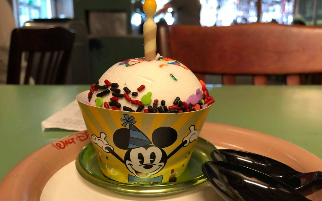 Here Is Why We All Need To Do a Walt Disney World Cupcake Crawl